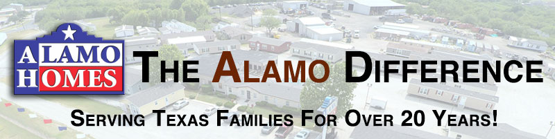 The Alamo Homes Difference