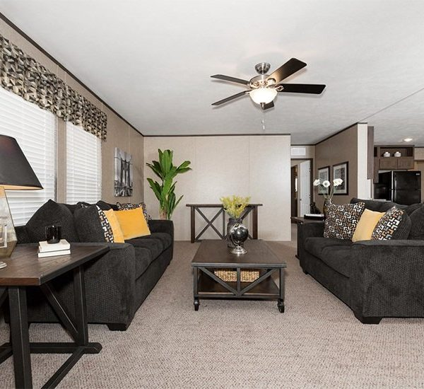 Clayton King - SLT32685A 5 Bed 3 Bath Mobile Home For Sale on