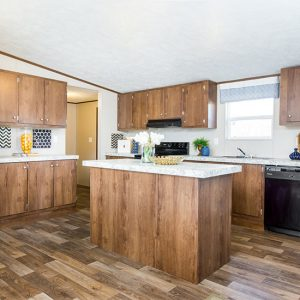 TruMH Steal II / Wonder Mobile Home Kitchen