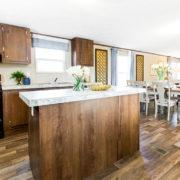 TruMH Steal II / Wonder Mobile Home Kitchen