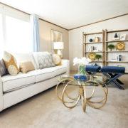 TruMH Steal II / Wonder Mobile Home Living Room