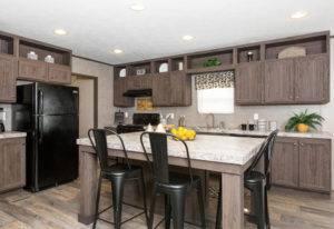 Clayton King SLT32685A Mobile Home Kitchen