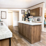 TruMH Holyfield / Jubilation Mobile Home Kitchen