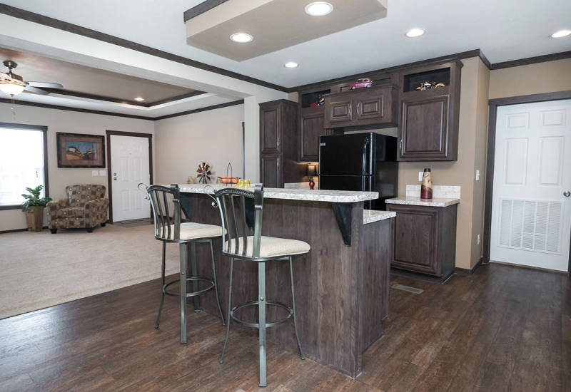 Clayton Schult Trenton 3 Bed 2 Bath Mobile Home For Sale