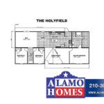 TruMH Holyfield / Jubilation Mobile Home Branded Floor Plan