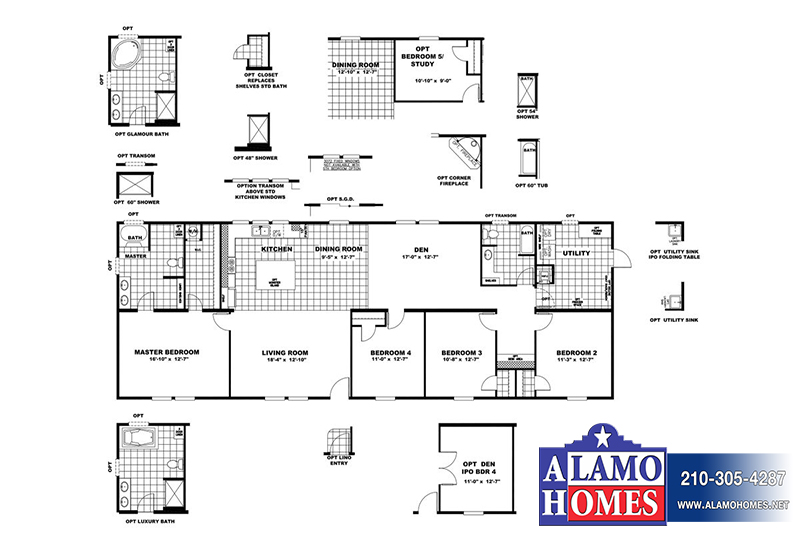 ABSOLUTE VALUE-branded Floor plan