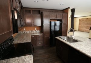 Picture Of CMH Schult St. Louis Mobile Home Kitchen