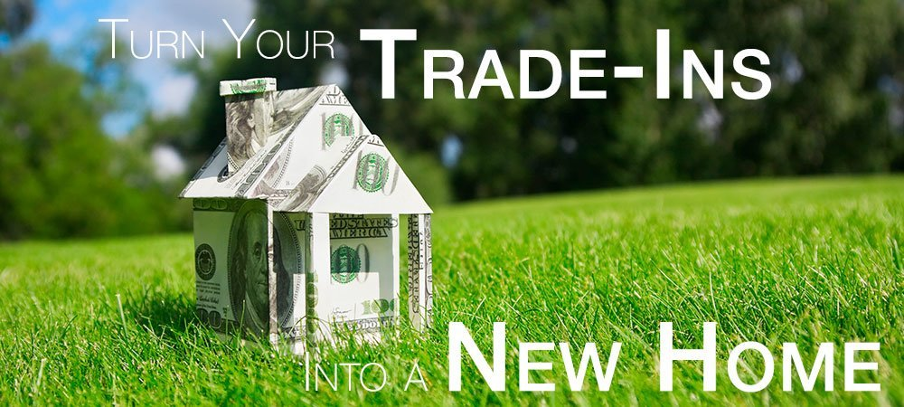 Trade Ins Towards A New Home Alamo Mobile Homes