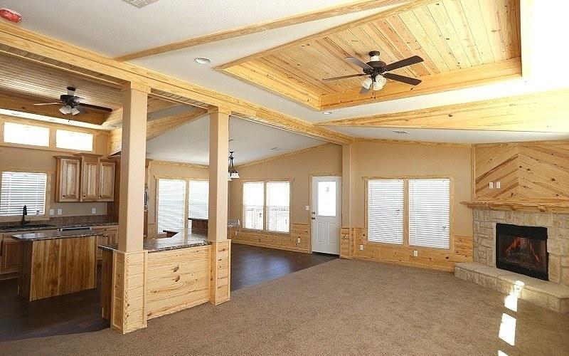 Casas prefabricadas madera alamo mobile homes - Casas prefabricadas guadalajara ...