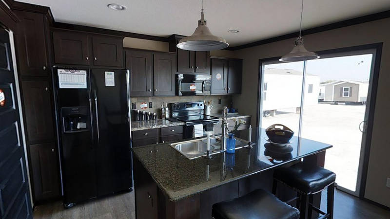 Clayton- Patriot-PAR28563S- Kitchen