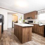 TruMH Ali / Thrill Mobile Home Kitchen
