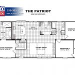 PATRIOT-Branded Floor Plan