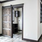 Patriot Home - Utility Room Barn Door 2