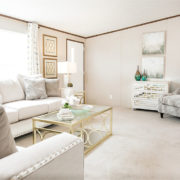 TruMH Tyson Pride Mobile Home Living Room