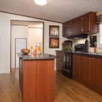 Picture Of TruMH Ali Mobile Home Kitchen