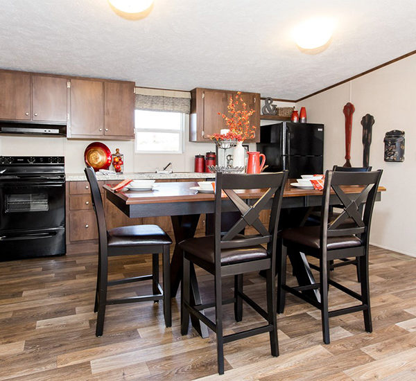 EXCITEMENT-Dining Area