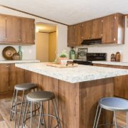 Marvel-Kitchen with Island