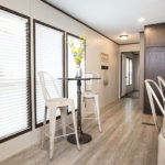 The Resolution RSV16763X Mobile Home Dining Area