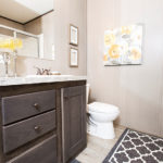 The Resolution RSV16763X Mobile Home Master Bathroom