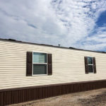 The Real Deal RDX16763V Mobile Home Exterior