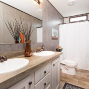 Clayton Smart Buy Mobile Home Guest Bathroom