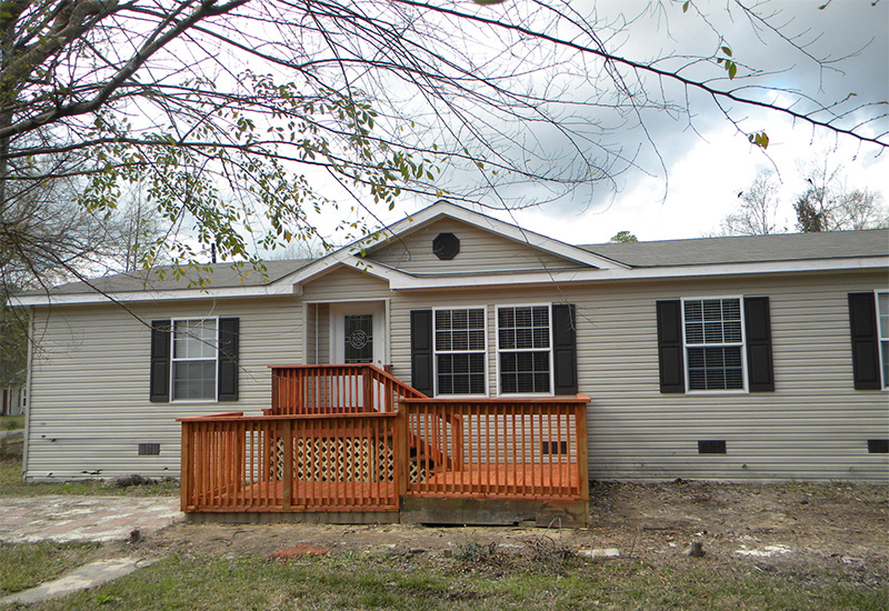 Used 3 Bed 2 Bath Clayton Double Wide in Orange, TX – Lakeway