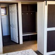 Fleetwood Eagle 32623E Mobile Home Kitchen Pantry