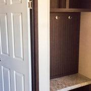 Fleetwood Eagle 32623E Mobile Home Foot locker in hallway
