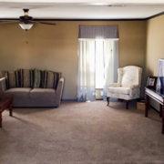 Fleetwood Eagle 32623E Mobile Home Living Room