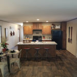 Houston C Model - Kitchen Island 2