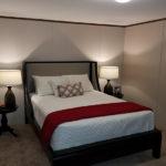 Houston C Model - Master Bedroom
