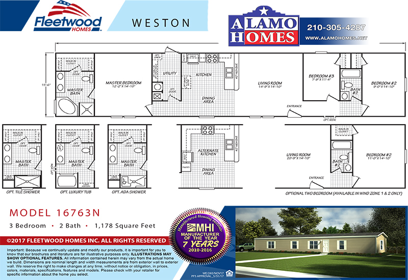 weston-16763N-Branded Floor plan