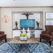 Farm House-Living Room