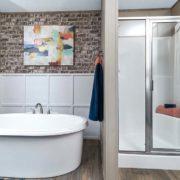Farm House-Master Bathroom 2