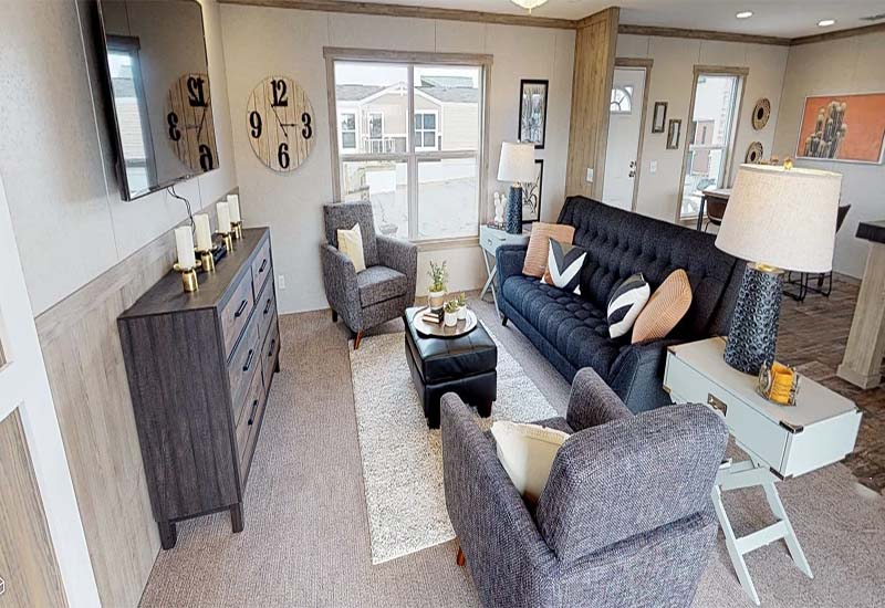 The Condo-Living Room 2