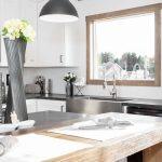 Clayton Annie-Kitchen Island and Sink