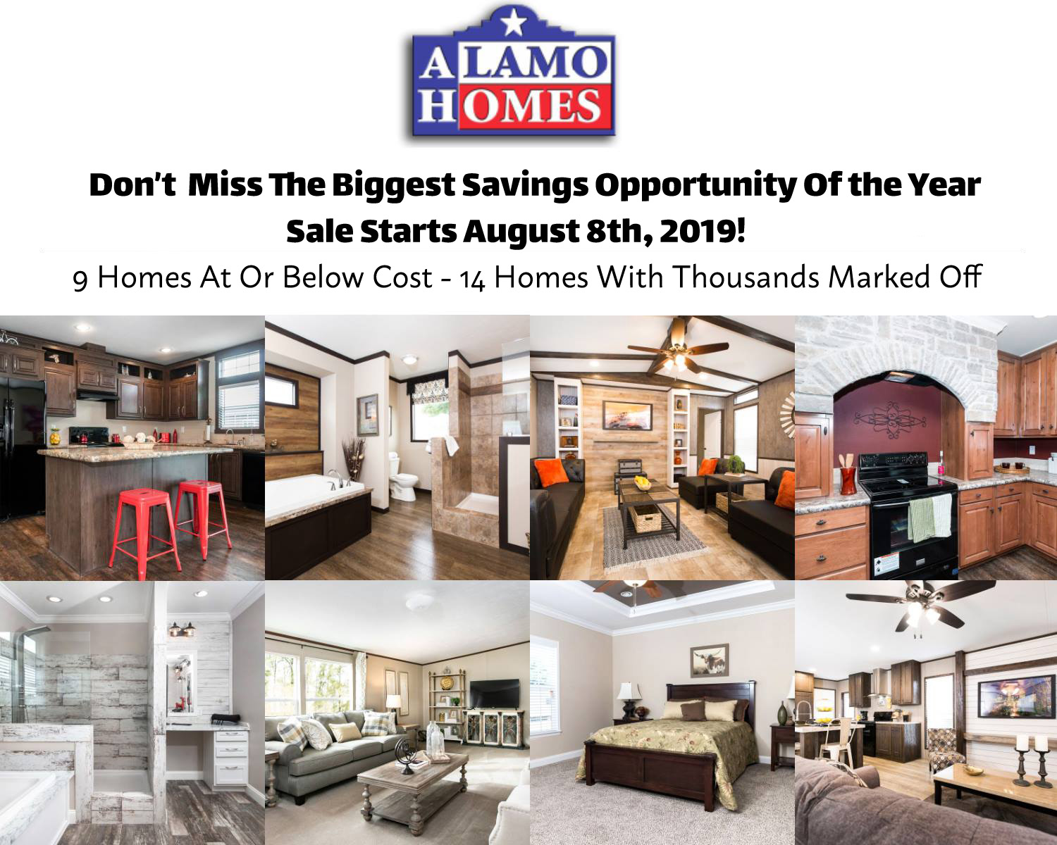 Alamo Homes - The Best Texas Mobile, Manufactured & Modular