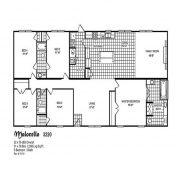 Malocello 3220 - Floor Plan