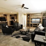 Meridian Approx - 2820 - Living Room and Kitchen