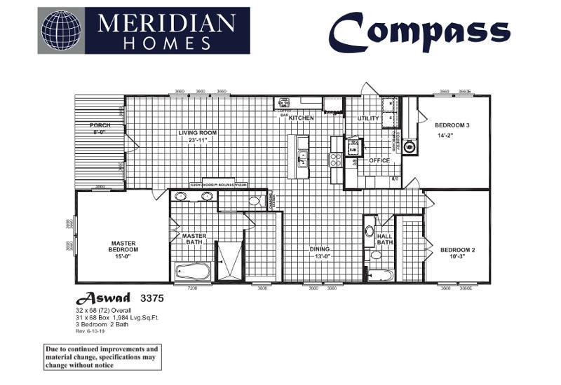 Aswad 3375 – Floor Plan