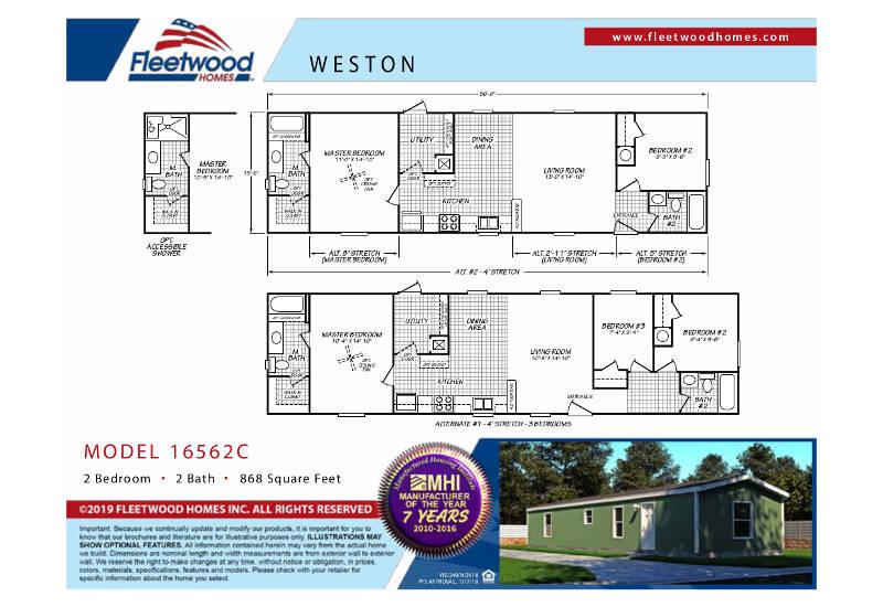 WE16562C – Floor Plan