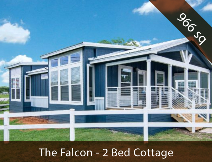 The Falcon Double Wide Home