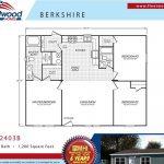 Fleetwood Berkshire 40 - BS32403B - FP