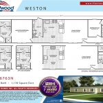 Fleetwood-weston-16763N-Floor-plan
