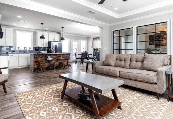 Clayton Schult - St. Augustine - Living Room 3